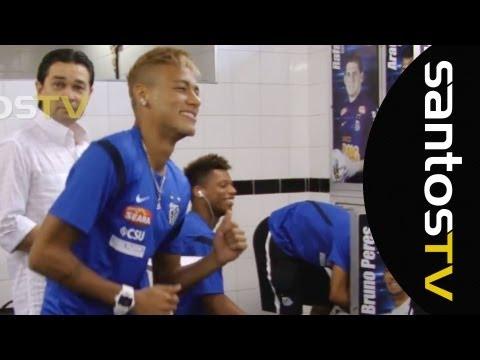 Ah Lelek Lek Lek No passinho com Neymar