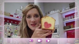 Violetta : Les Recettes d'Angie - Cake Romantique