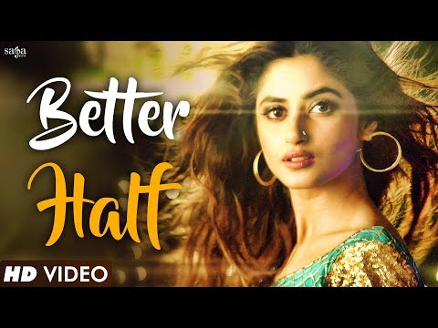 Xxx Mp4 Better Half Full Video Bilal Saeed New Hindi DJ Party Song 2018 Bollywood Songs 2018 3gp Sex