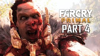 Far Cry Primal Walkthrough Part 4 - Attack of the Udam (Full Game)