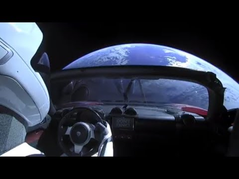 Xxx Mp4 SpaceX Falcon Heavy Rocket Launch From Start To Starman In Two Minutes 3gp Sex