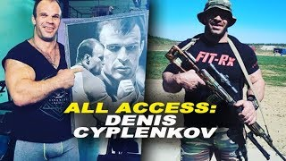 {WITH ENG SUBS} ALL ACCESS: Denis Cyplenkov before the fight with Devon Larratt