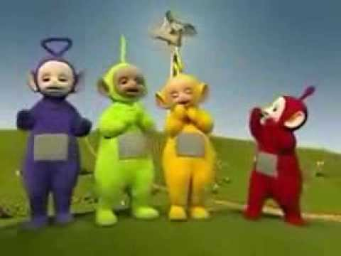 Teletubbies opening Indonesia