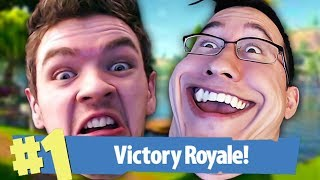 THE BEASTIE BOYS   Fortnite (Battle Royale Funny Moments) #7
