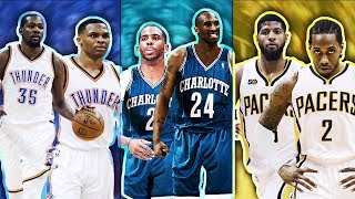 BEST NBA TEAMS IF EVERY PLAYER PLAYED FOR THE TEAM THAT DRAFTED THEM