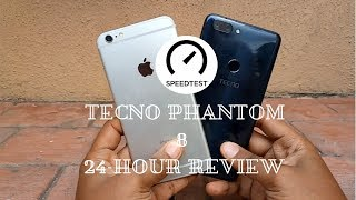 TECNO Phantom 8 24-Hour Review and Why I