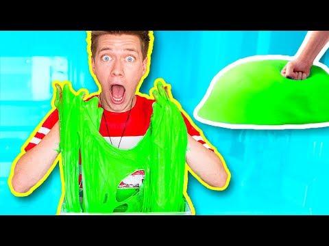 Giant Slime Stress Ball Learn How To Make Diy Super Squishy Stress Ball