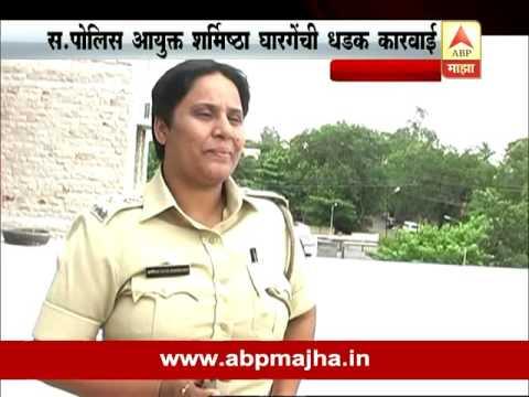 Solapur : Orissa 9 girls rescued : Policeman Sharmishtha Gharge