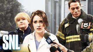 Earthquake News Report - SNL