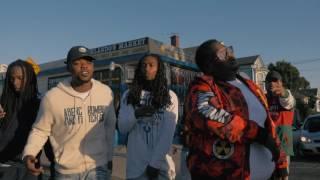 Yung Getta Dro - Throw Up (Official Video) ft. Lil Goofy | Dir. @shotbykiva