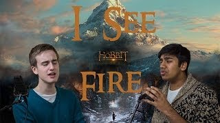 I See Fire - Ed Sheeran - The Hobbit (Satchit&Jack Cover)