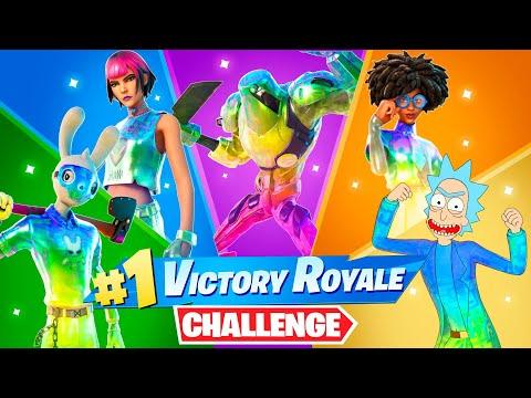 The RANDOM RAINBOW Boss Challenge Season 7