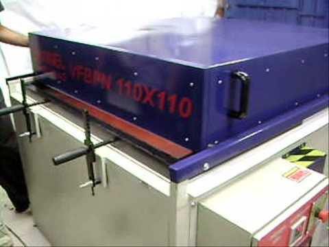 VACUUM FORMING BRAWEL 110X110