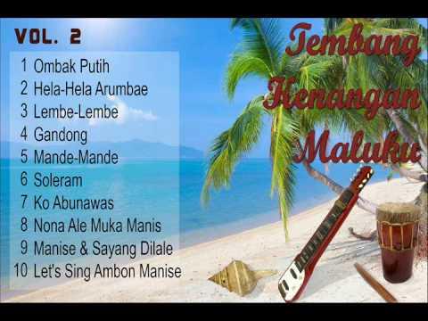 Tembang Kenangan Maluku : Vol  2