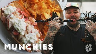 How-To: Make Lobster Rolls with Matty Matheson