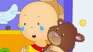 Funny Animated cartoon | Caillou has Toothache | WATCH CARTOON ONLINE | Cartoon for Children