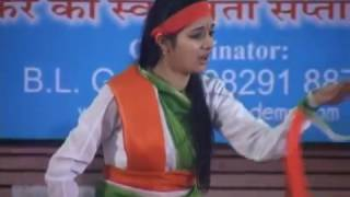 Aye Mere Vatan  Ke Logo by Sheetal Sharma , kushinagar  Dance    YouTube 360p