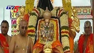Tirumala Temple Ready for Annual Brahmotsavam 2016   Telugu News   TV5 News