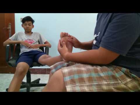 ASMR Relaxing Foot Massage at Home - No talking - Episode 7