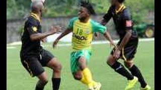 [CAF LDC/32e/AS Mangasport 1-0 Bantu FC](14.02.2015)Résumé