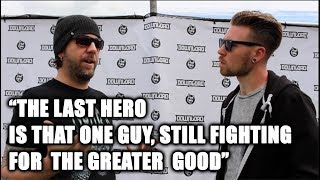 TheMetalTris   Finding out who is The Last Hero with Alter Bridge