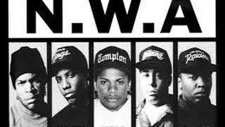 N.W.A - Fuck Da Police [LIVE] RARE