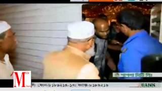 Bangladeshi Cricketer Mushfiqur Rahim Marriage ceremony with  Jannatul Kefayat Wedding Party