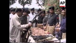 PAKISTAN: KARACHI: MQM MEMBER SHOT DEAD BY POLICE