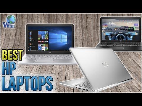 8 Best HP Laptops 2018