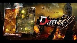 Defense 39 Trailer Movie (FREE iOS and Android War Game)