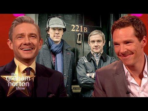 Elementary My Dear Norton Best of Benedict Cumberbatch & Martin Freeman on The Graham Norton Show