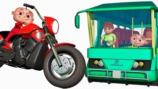 Five Little Babies Visiting Vehicles Showroom | Cartoon Animation Collection | Zool Babies