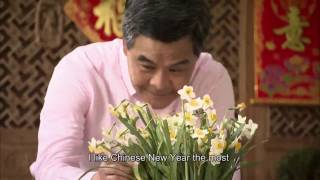 CY Leung's Lunar New Year address
