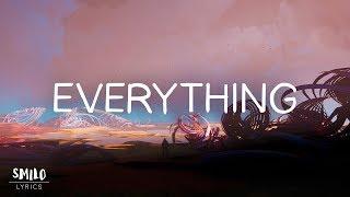 Diamond Eyes - Everything (Lyrics)