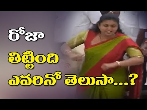 MLA Roja Abusive Language in AP Assembly | Exclusive Video | YCP Vs TDP MLAs In Assembly