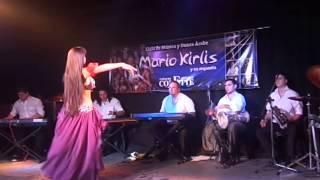 Saida en Colette junto a Mario Kirlis y su Orquesta