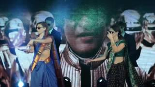 Lungi Dance - Kunal & Rachana 2015