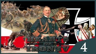 Hearts of Iron IV The Great War - German Empire #4 - Helmets
