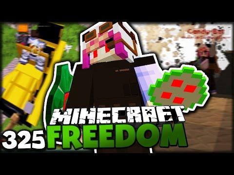 CANDY IST EIN ROBOTER?! & UNSER NEUES AUTO! ✪ Minecraft FREEDOM #325 DEUTSCH   Paluten