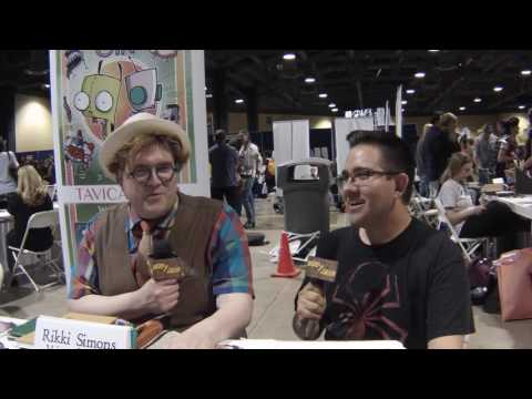 Long Beach Comic Con 2016, Voice of Gir from Invader Zim & more! (Nerdgasm #83)