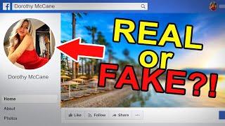 How to Easily Identify Fake Facebook Profiles