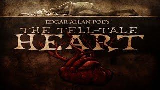 THE TELL TALE HEART Edgar Allan Poe | Halloween Scary Stories + Creepypastas | Classic Horror