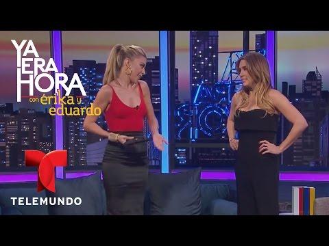 Fernanda Castillo habla con su terapeuta | Ya Era Hora | Telemundo