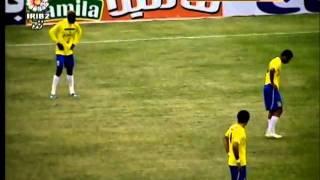 Sanat Naft Abadan vs Perspolis Tehran IPL Round22 2012