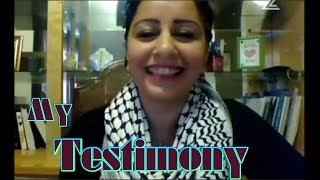 Sunni Muslim Sandra encountered with Truth.. Beautiful Testimony