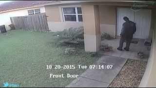 Florida Cop kills my cousin's dog