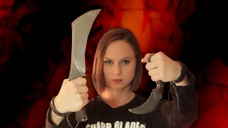 THE KARAMBIT! First time on Zombie Go Boom! Ft. Sharp Blades and Katy Perry ;) | Zombie Go Boom