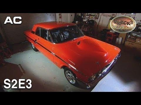 Wrecks to Riches S02E03 Ford Fairlane Thunderbolt
