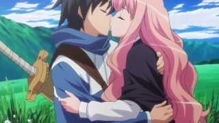 Saito & Louise KISS! (Season 1 Ending)