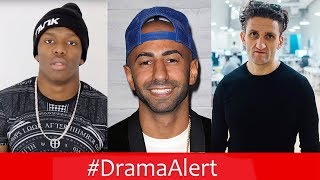 KSI IS BACK? #DramaAlert Casey Neistat's News Show, Superwoman calls out FouseyTube, FAKE GIVEAWAYS!
